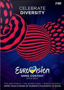 Eurovision Song Contest Kiev 2017 (3 DVD) - DVD