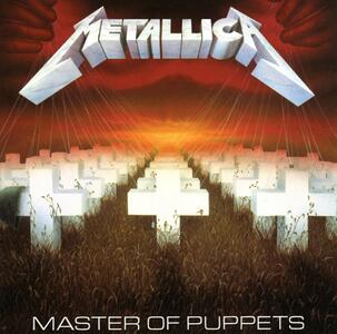 Master of Puppets - Vinile LP di Metallica