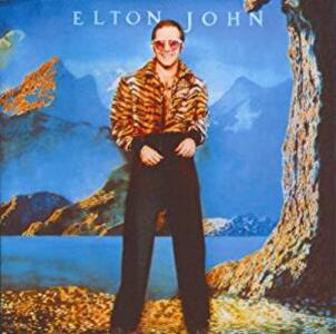 Caribou - Vinile LP di Elton John