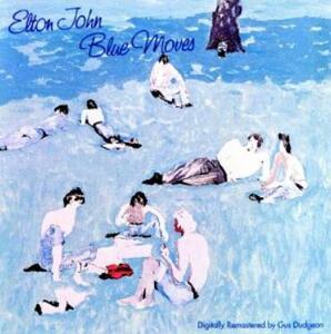 Blue Moves - Vinile LP di Elton John