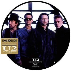 Red Hill Mining Town - Vinile LP di U2