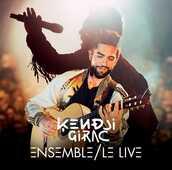 CD Ensemble Le Live Kendji Girac