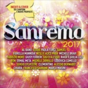 CD Sanremo 2017  0