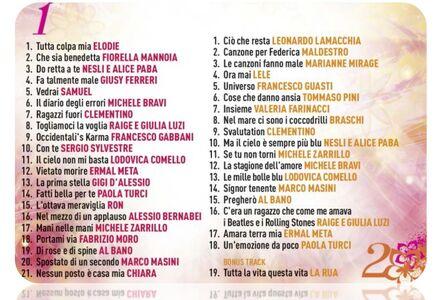 CD Sanremo 2017  1