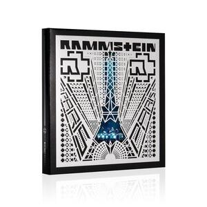 Paris - CD Audio di Rammstein