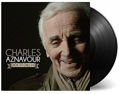 Collected - Vinile LP di Charles Aznavour