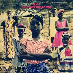 Wrong Kind Of War - Vinile LP di Imany