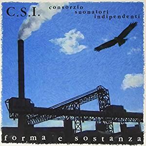 Forma e sostanza - Vinile LP di CSI