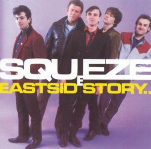 East Side Story - Vinile LP di Squeeze