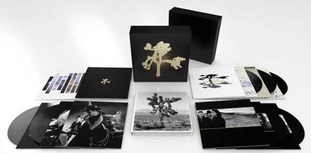 The Joshua Tree - Vinile LP di U2 - 2