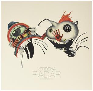 Radar (Ejabbabbaje) - Vinile LP di Verdena