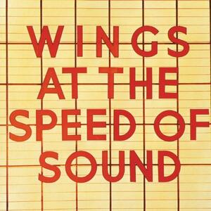 At the Speed of Sound - Vinile LP di Wings