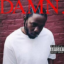 Damn - CD Audio di Kendrick Lamar
