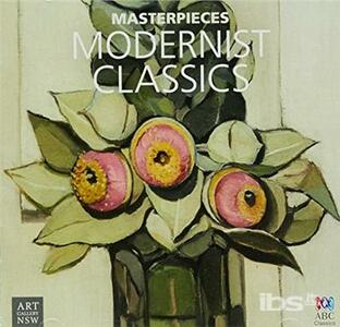 Masterpieces Collection. Modernist Classics - CD Audio