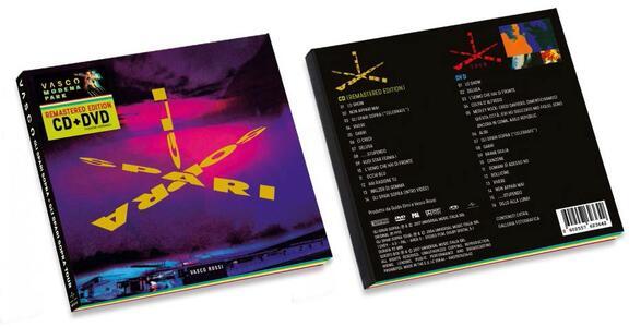 Gli spari sopra - Gli spari sopra Tour - CD Audio + DVD di Vasco Rossi