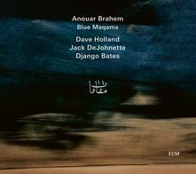 Blue Maqams - CD Audio di Anouar Brahem,Jack DeJohnette,Django Bates,Dave Holland