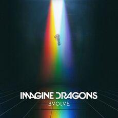 CD Evolve Imagine Dragons