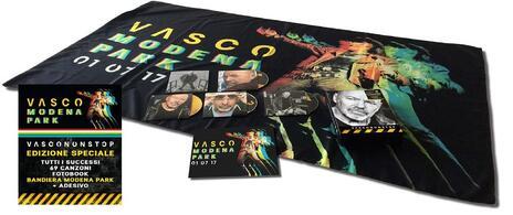Vascononstop ( + Gadget) - CD Audio di Vasco Rossi - 2