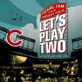 CD Let's Play Two Pearl Jam
