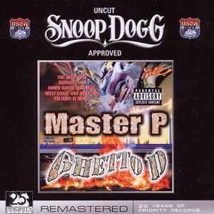 Ghetto D - Vinile LP di Master P