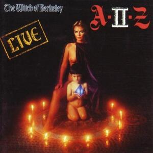 Witch of Berkeley - CD Audio di A II Z