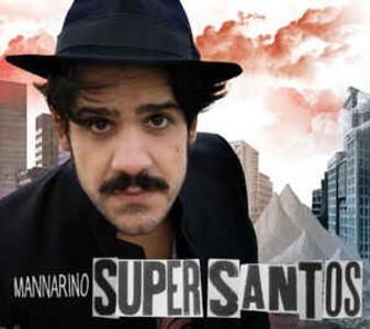 Supersantos - Vinile LP di Alessandro Mannarino