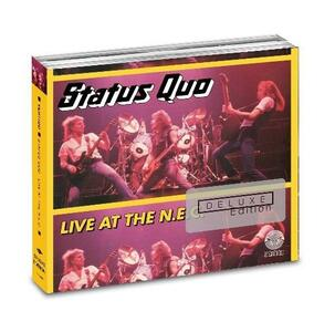 Live at the N.E.C. - CD Audio di Status Quo