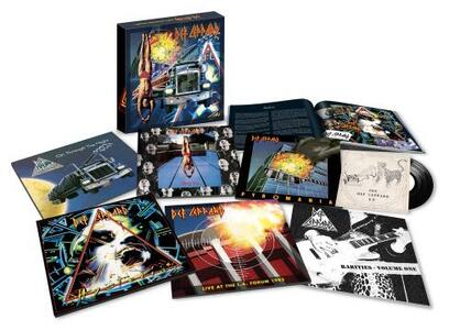 The Vinyl Boxset vol.1 - Vinile LP di Def Leppard - 2