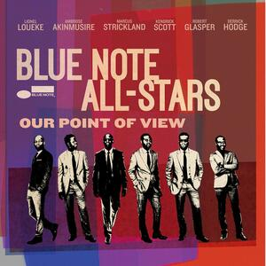 CD Our Point of View Blue Note All-Stars