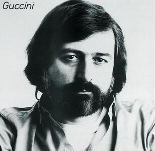 Guccini - Vinile LP di Francesco Guccini