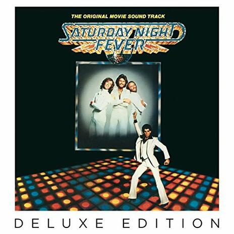 Saturday Night Fever (Colonna sonora) (Deluxe Edition) - CD Audio di Bee Gees