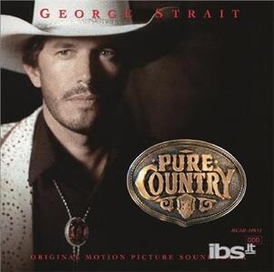 Pure Country - Vinile LP di George Strait