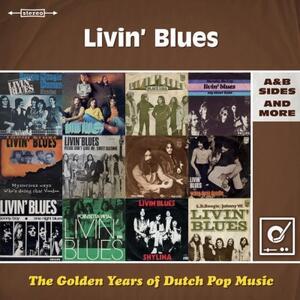 Golden Years of Dutch Pop (180 gr.) - Vinile LP di Livin' Blues
