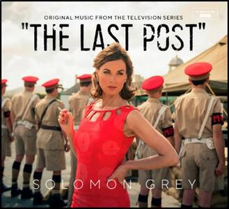 The Last Post (Colonna Sonora) - CD Audio di Sonny Grey