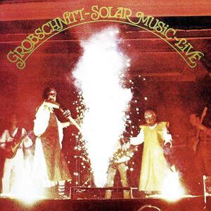 Solar Music (HQ Gatefold) - Vinile LP di Grobschnitt