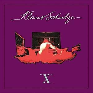 X - Vinile LP di Klaus Schulze