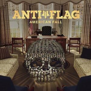American Fall - Vinile LP di Anti-Flag