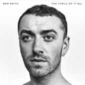 CD The Thrill of it All Sam Smith