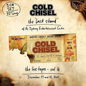 Live Tapes vol.4 - Vinile LP di Cold Chisel