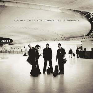 All That You Can't Leave - Vinile LP di U2