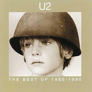 The Best of 1980-1990 - Vinile LP di U2