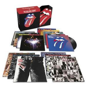 Studio Albums Vinyl Collection 1971-2016 - Vinile LP di Rolling Stones - 2
