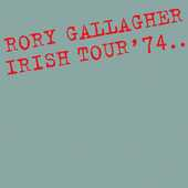CD Irish Tour '74 Rory Gallagher