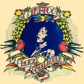 CD Tattoo Rory Gallagher