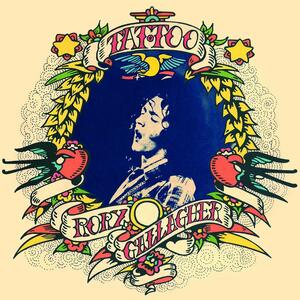 Tattoo - Vinile LP di Rory Gallagher