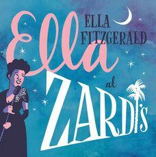 CD Live at Zardi's Ella Fitzgerald