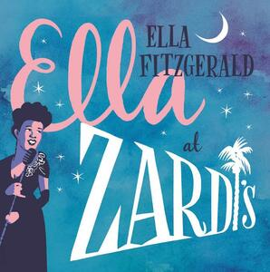 Live at Zardi's - CD Audio di Ella Fitzgerald
