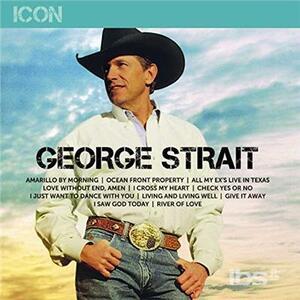 Icon - Vinile LP di George Strait