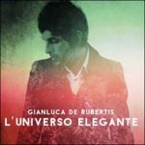 L'universo elegante - Vinile LP di Gianluca De Rubertis