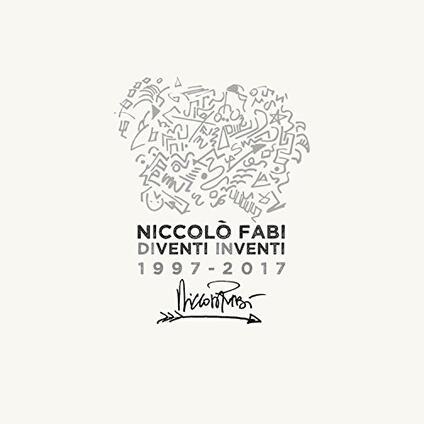 Diventi inventi 1997-2017 (Box Set) - CD Audio di Niccolò Fabi